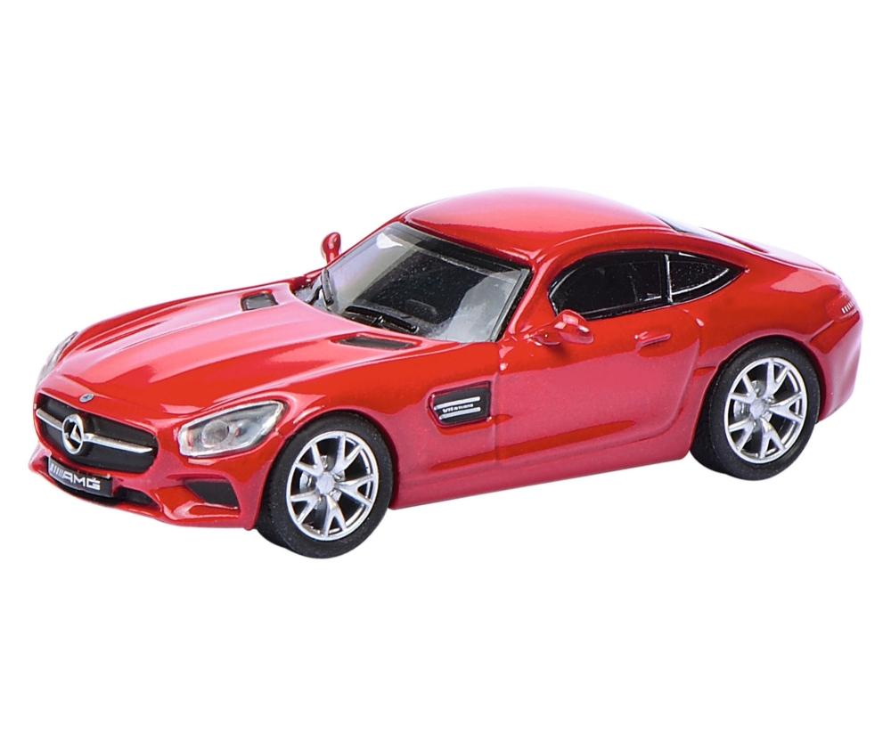 452620400 - MERCEDES BENZ AMG GT S RED