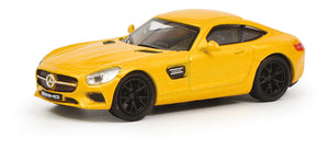 452634200 - MERCEDES AMG GT YELLOW