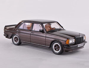 NEO45535 - 1980 MERCEDES BENZ 280E AMG BROWN