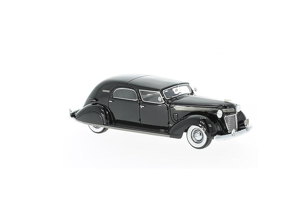 NEO46766 - CHRYSLER IMPERIAL C-15 LE BARON TOWN CAR BLACK