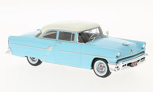 NEO46945 - 1956 MERCURY CUSTOM 2-DOOR SEDAN WHITE/BLUE