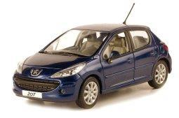NOR472750 - PEUGEOT 207 5 DOORS PREMIUM PACK MONTEBELLO BLUE