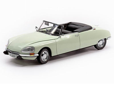 SUN4752 - CITROEN DS21 OPEN CONVERTIBLE WHITE