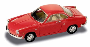 505116 - FIAT ABARTH 850 COUPE RED 1959