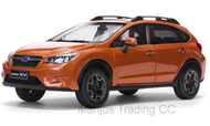 SUN5571 - 2014 SUBARU XV ORANGE