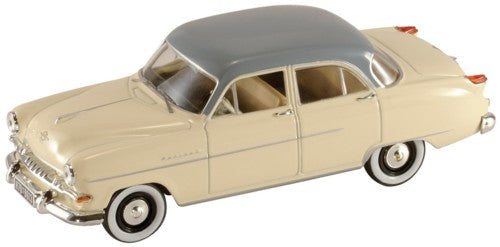 570244 - OPEL KAPITAN 1954 CREAM/GREY ROOF