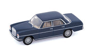 BUB06170 - MERCEDES BENZ 8 SEDAN DARK BLUE