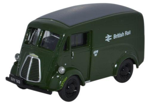 76MJ010 - MORRIS J VAN BRITISH RAIL