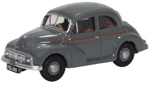 76MMS006 - MORRIS MINOR MM SALOON GREY