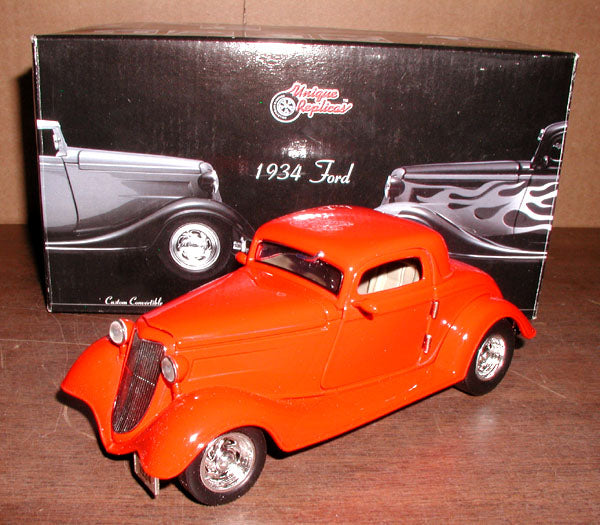 UR78604 - 1934 FORD THREE WINDOW COUPE