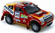 NOR800106 - MITSUBISHI PAJERO EVOLUTION DAKAR PETERHANSEL 2007