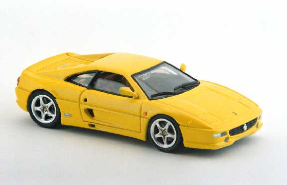 FERRARI 355 BERLINETTA YELLOW