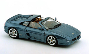 BAN8030 - FERRARI 355 GTS ROAD CAR M BLUE