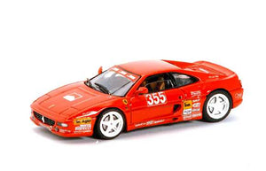 BAN8031 - FERRARI 355 COMPETITION RED