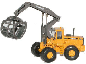810001 - L180C TIMBER WHEEL LOADER