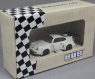 BUB08555 - PORSCHE 911 RSR TURBO WHITE