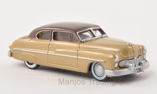 87ME49004 - MERCURY 1949 TAN/BEIGE