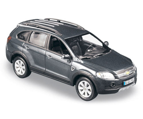 NOR900050 - CHEVROLET CAPTIVA 4x4 2006 METALLIC BLUE