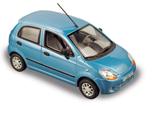 NOR900100 - CHEVROLET MATIZ LIGHT BLUE 2005