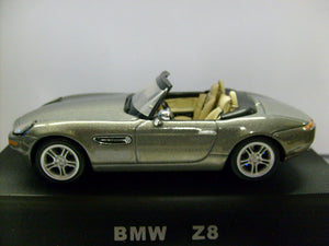 JM-90018 - BMW Z8 STRATUS GREY