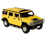 NOR900950 - HUMMER H2 YELLOW