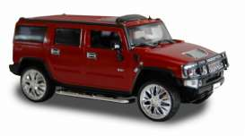 NOR900951 - HUMMER H2 RED