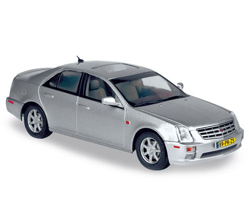 NOR910015 - CADILLAC STS METALLIC SILVER