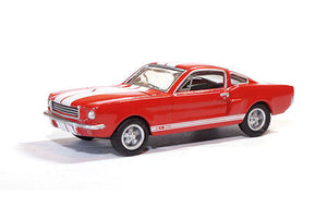 BUB09353 - MUSTANG GT 350 RED AND WHITE