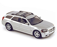 NOR950010 - DODGE MAGNUM RT SILVER