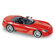 NOR950025 - DODGE VIPER CABRIOLET RED