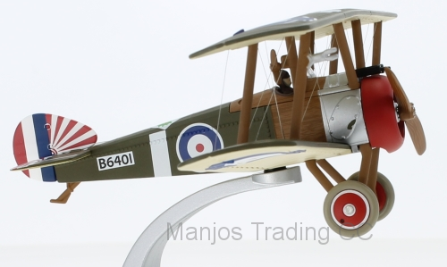 AA38109 - SOPWITH F.1 CAMEL, NO.3 SQUADRON RNAS, LLOYD S BREADNER, BRAY- DUNES AERODROME , NORTHERN FRANCE 1918