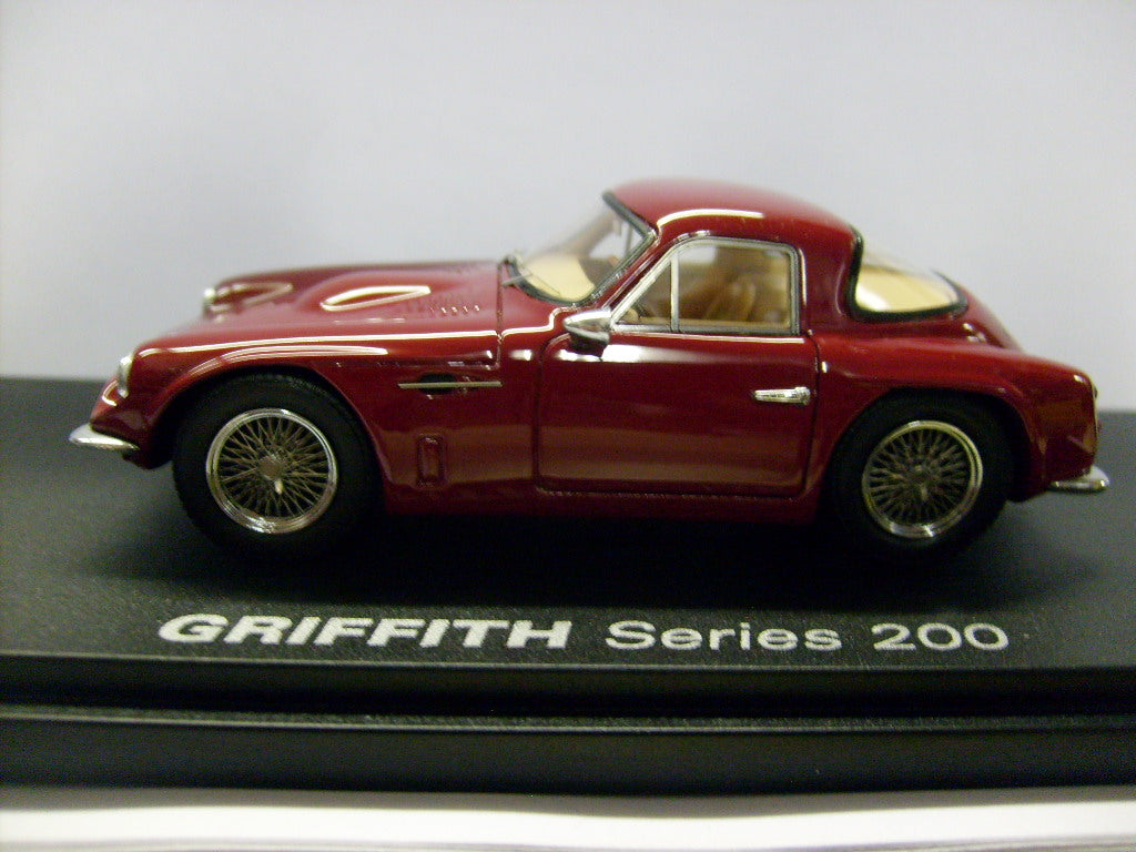 GRIFFITH SERIES 200 RED