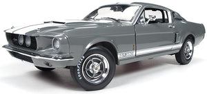 1967 SHELBY MUSTANG 50TH ANNIVERSARY OF THE GT-350 GRAY