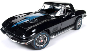AMM1099 - 1967 CORVETTE 427 BLACK