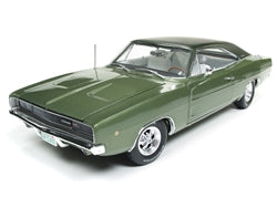 AMM1140 - 1968 DODGE CHARGER R/T GREEN
