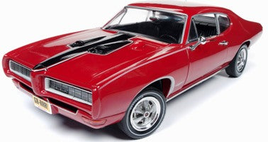 AMM1153 - 1968 ROYAL BOBCAT GTO RED
