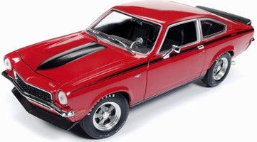 AMM1156 - 1972 CHEVROLET VEGA YENKO STINGER RED WITH BLACK STRIPE
