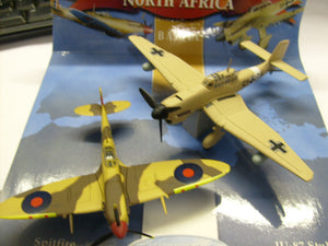 ARM4003 - SPITFIRE U K ROYAL AIR FORCE / JU 87 STUKA LUFTWAFFE SET