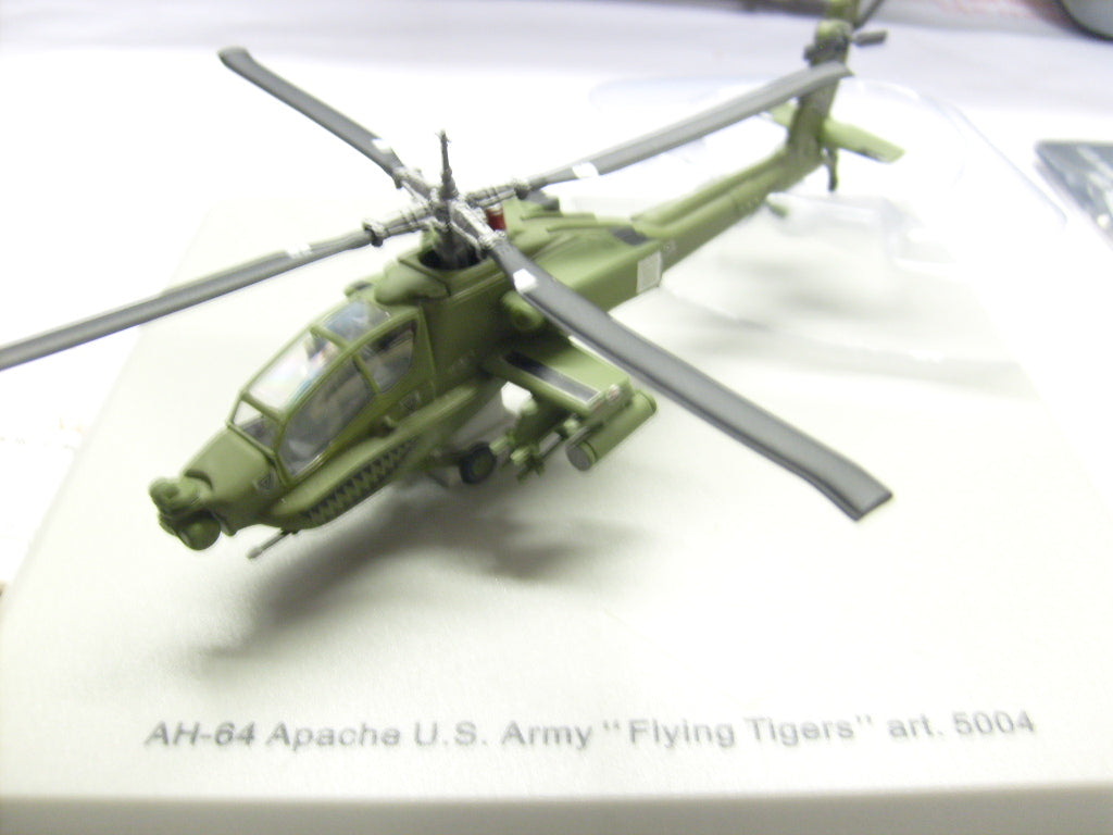 AH64 APACHE US ARMY 3BN-229 AVN FLYING TIGERS