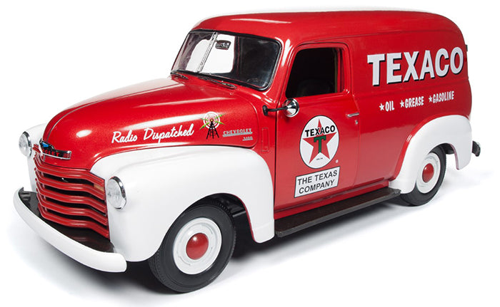 AW248 - 1948 CHEVY PANEL VAN - TEXACO