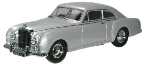 BENTLEY S1 CONTINENTAL FASTBACK SHELL GREY