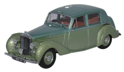 BN6002 - BENTLEY MKVI GREEN