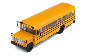 BUS004 - GMC 6000 SCHOOLBUS 1990 YELLOW