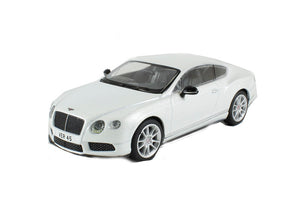 CC57001 - BENTLEY CONTINENTAL GT V8 S 'LAUNCH CAR' GHOST WHITE