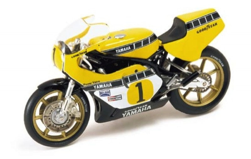 CLB012 - YAMAHA YZR 500 K.ROBERTS WORLD CHAMPION 1979