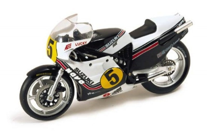 SUZUKI RGB 500 WORLD CHAMPION 1981