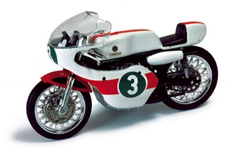YAMAHA #3 READ WORLD CHAMPION 250CC 1968