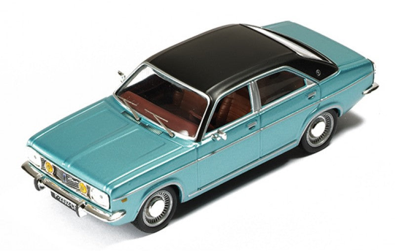 SIMCA CHRYSLER 2L 2-TONES BLUE AND BLACK 1976