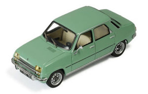 CLC122 - RENAULT SIETE TL 1975 SOFT GREEN