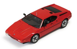CLC134 - BMW M1 1978 RED